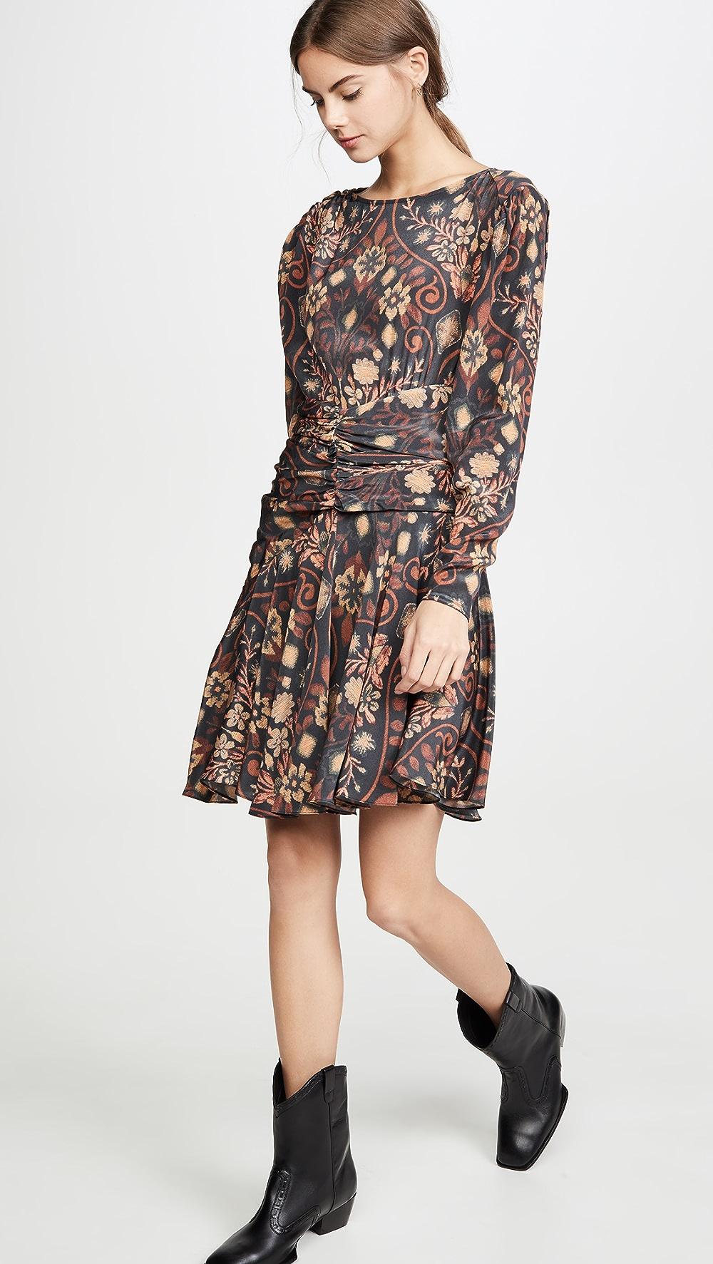 Constructive Preen By Thornton Bregazzi - Poppy Dress Excellent Quality