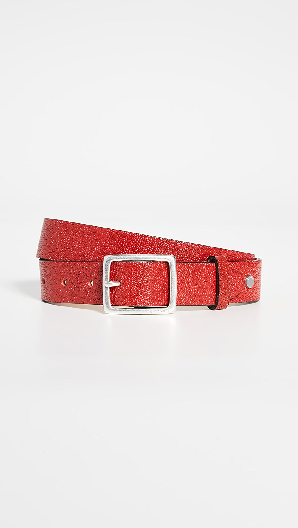 Delicious Rag & Bone - Boyfriend Belt Making Things Convenient For The People