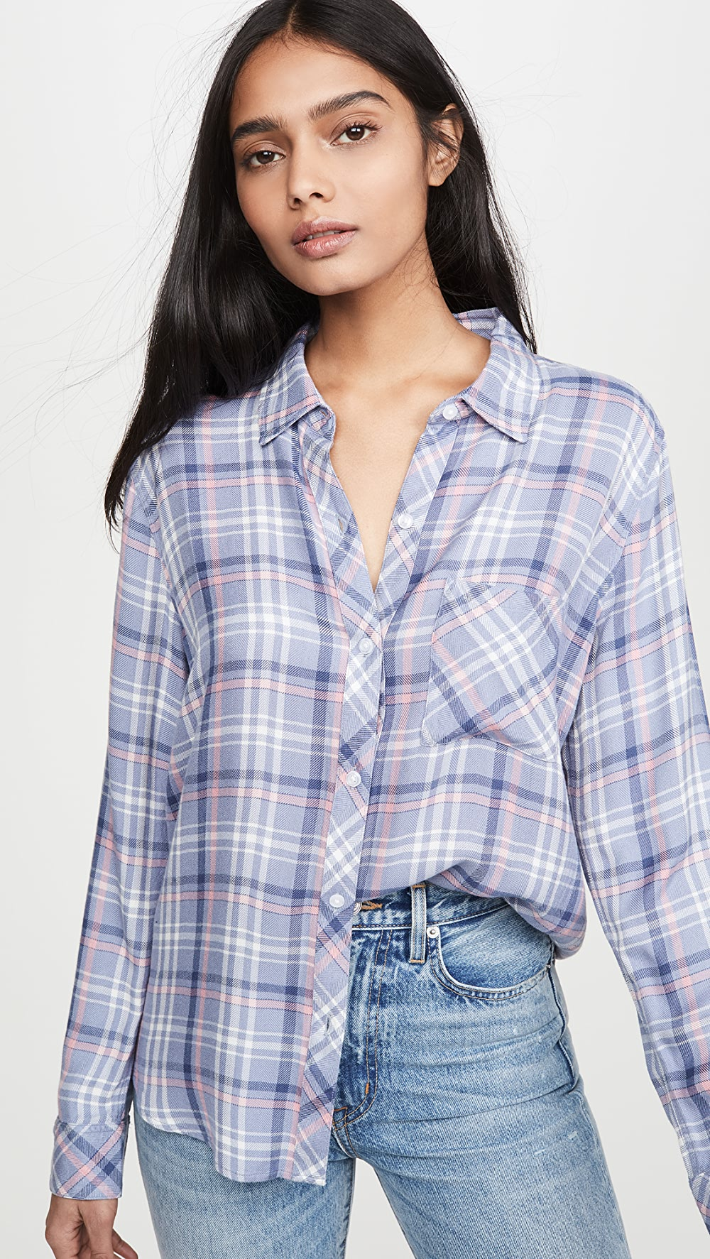 2019 Fashion Rails - Hunter Button Down Products Are Sold Without Limitations