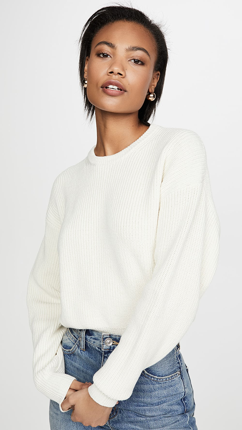 Able Reformation - Winnie Sweater Latest Technology