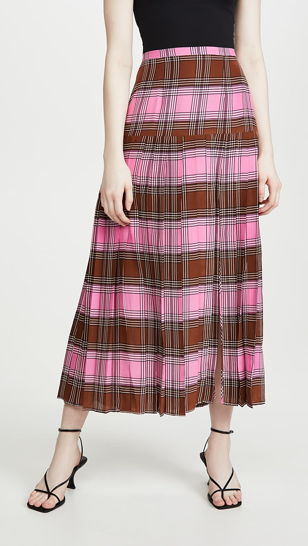 Adaptable Rixo - Tina Skirt Mild And Mellow