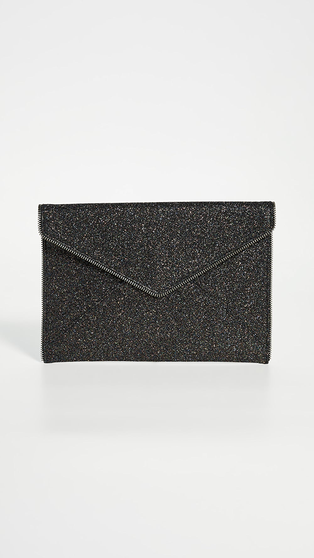 Beautiful Rebecca Minkoff - Glitter Leo Clutch Good Companions For Children As Well As Adults