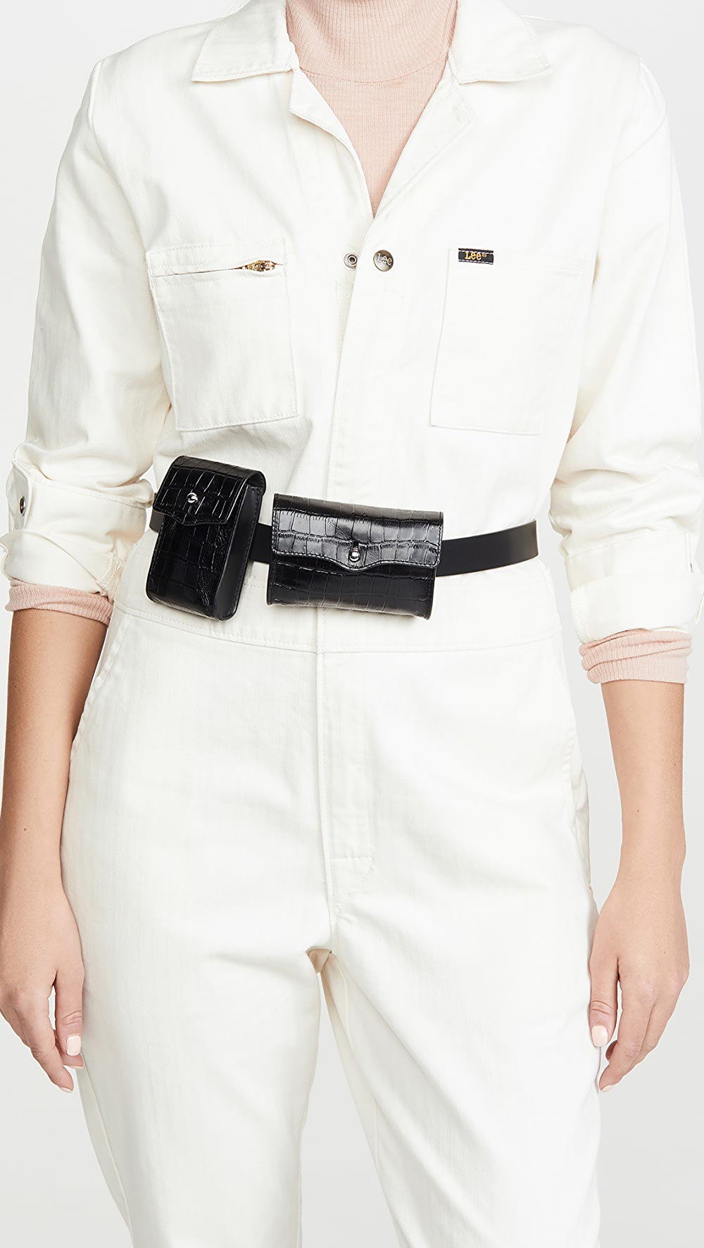 Cheap Price Rebecca Minkoff - 20mm Multi Pouch Belt Bag Colours Are Striking