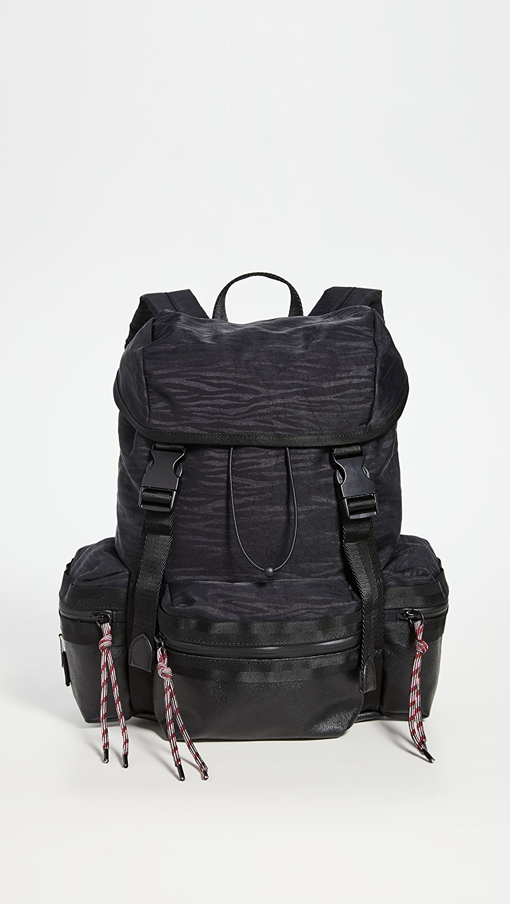 Intellective Rebecca Minkoff - Downtown Nylon Backpack Suitable For Men And Women Of All Ages In All Seasons