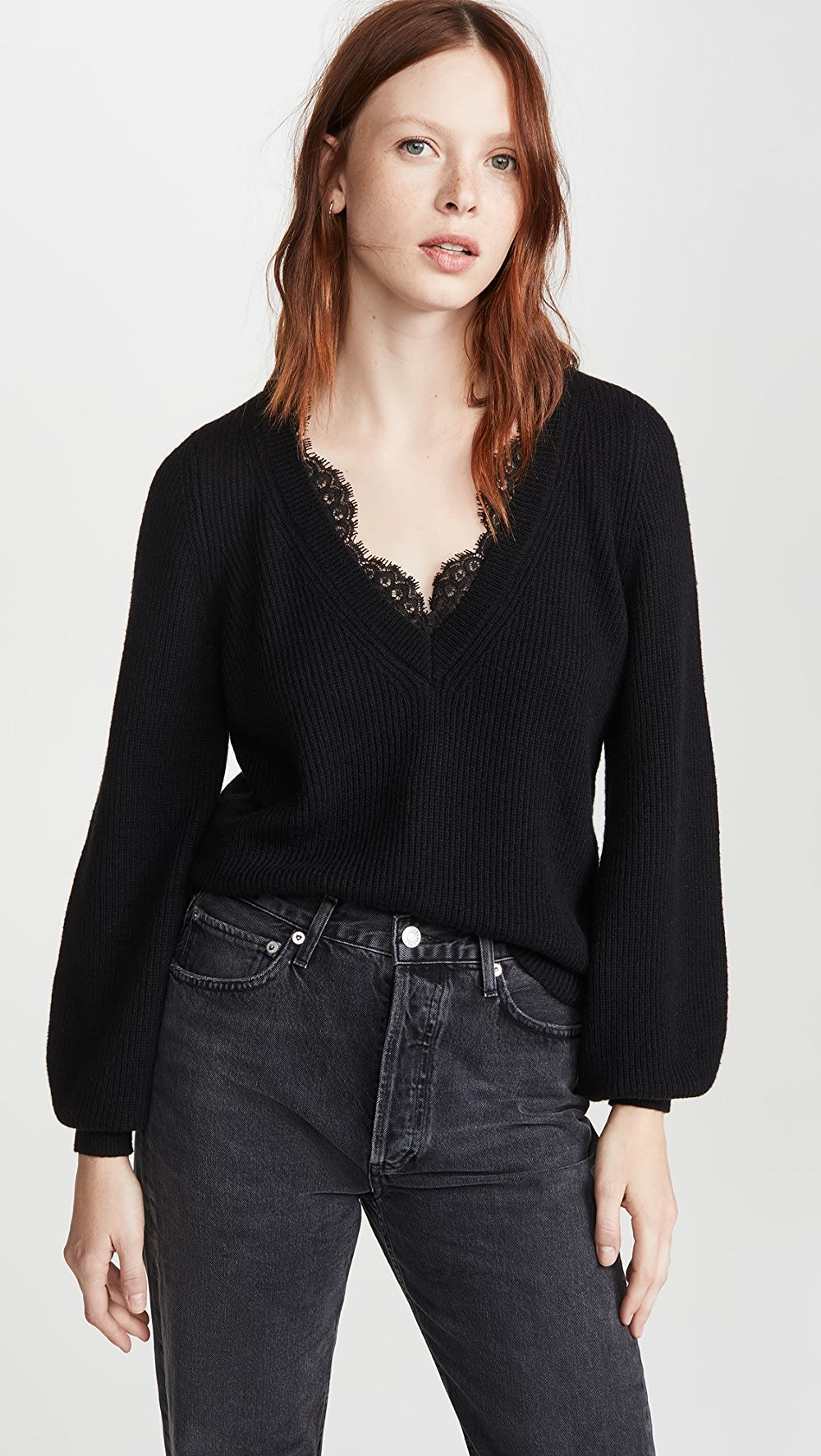 2019 Fashion Saylor - Eugenie Sweater Consumers First