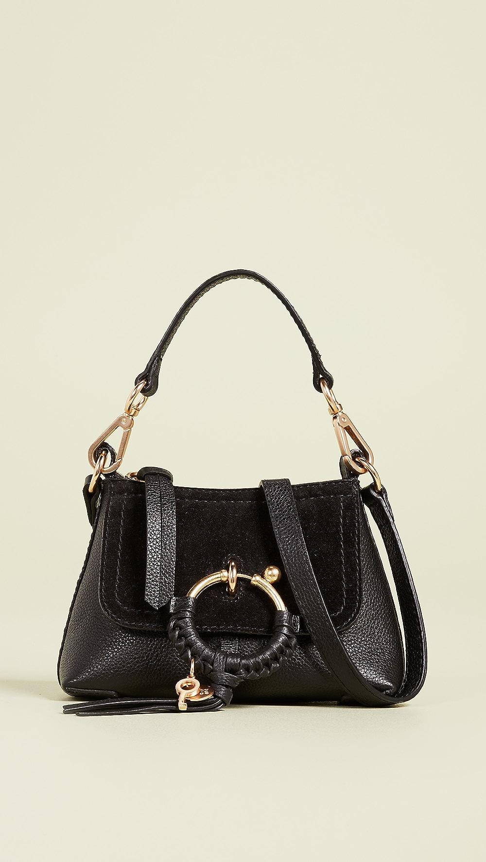 2019 Latest Design See By Chloe - Joan Mini Shoulder Bag 100% Original
