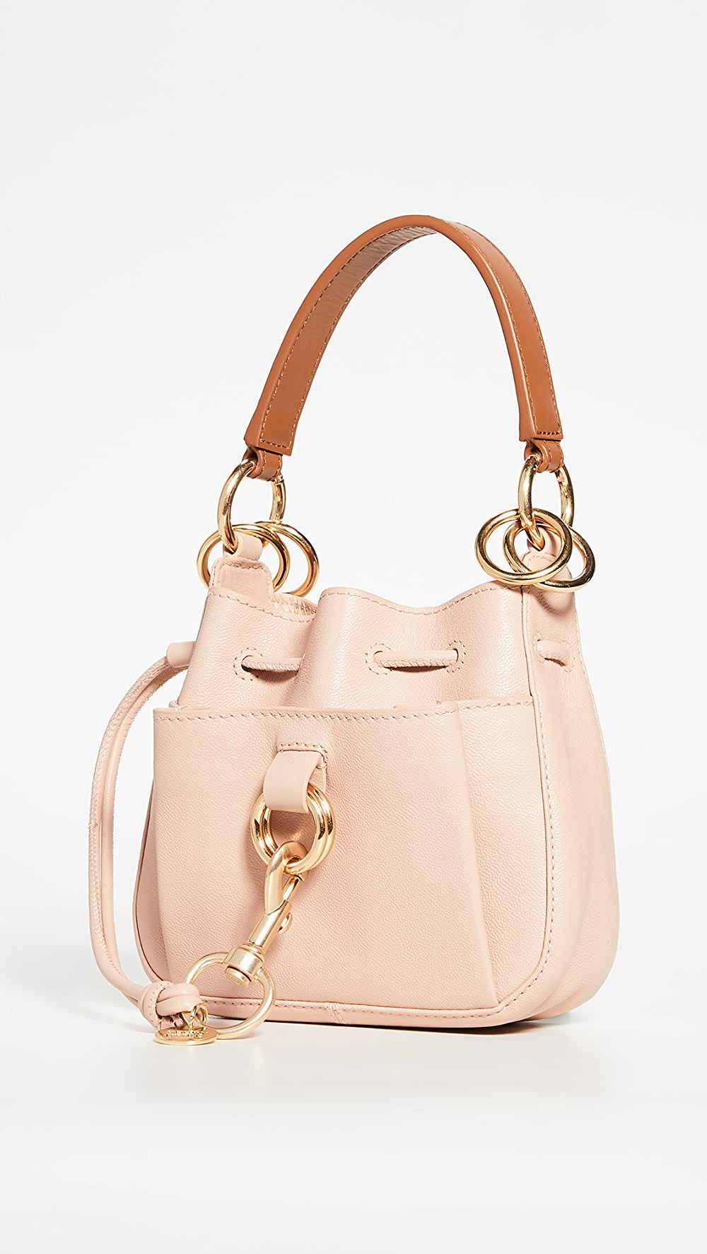 Able See By Chloe - Tony Mini Bucket Bag Comfortable And Easy To Wear