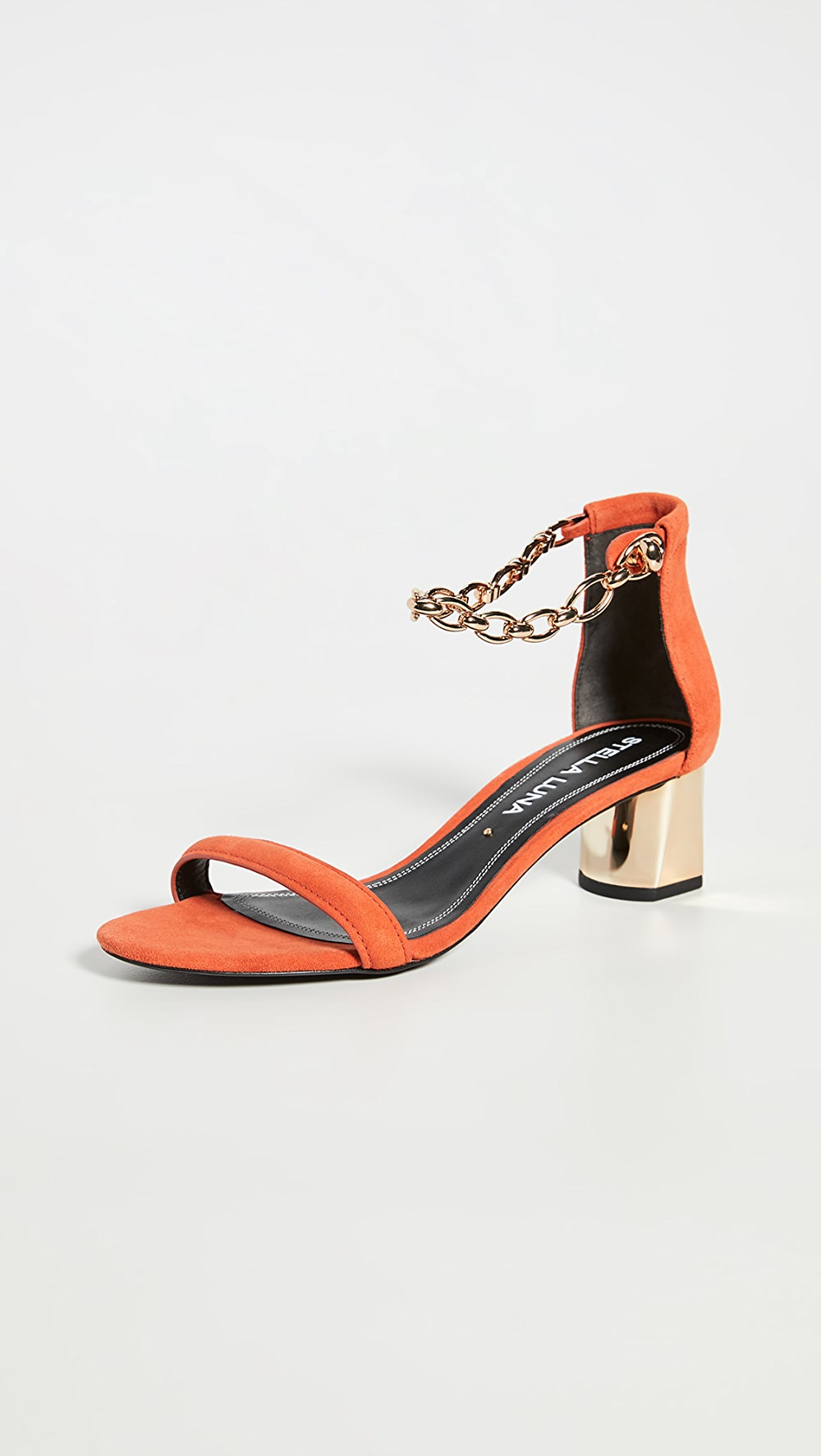 Adaptable Stella Luna - Ankle Chain Sandals Be Shrewd In Money Matters