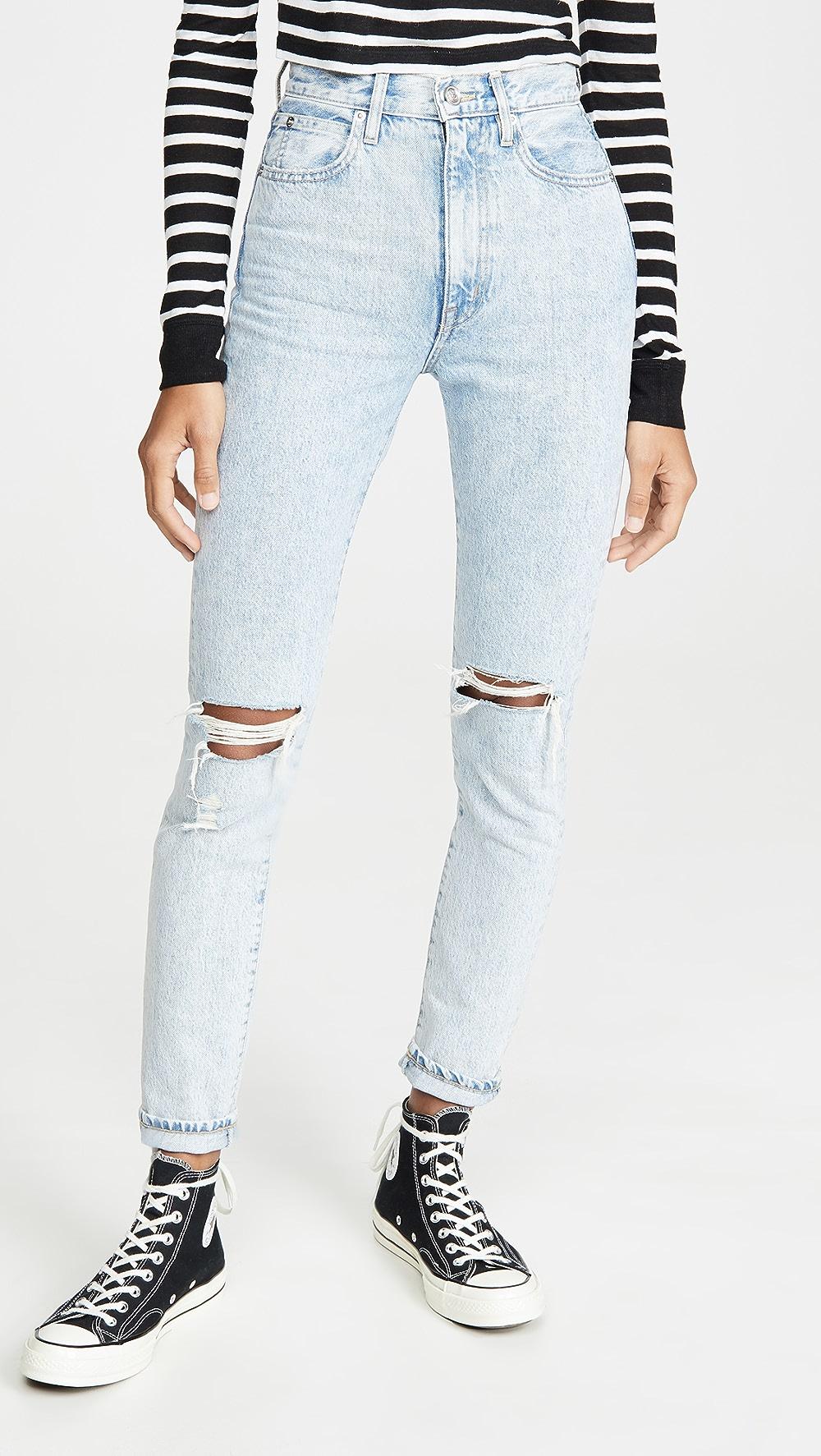 Hearty Slvrlake - Beatnik Jeans Clear-Cut Texture