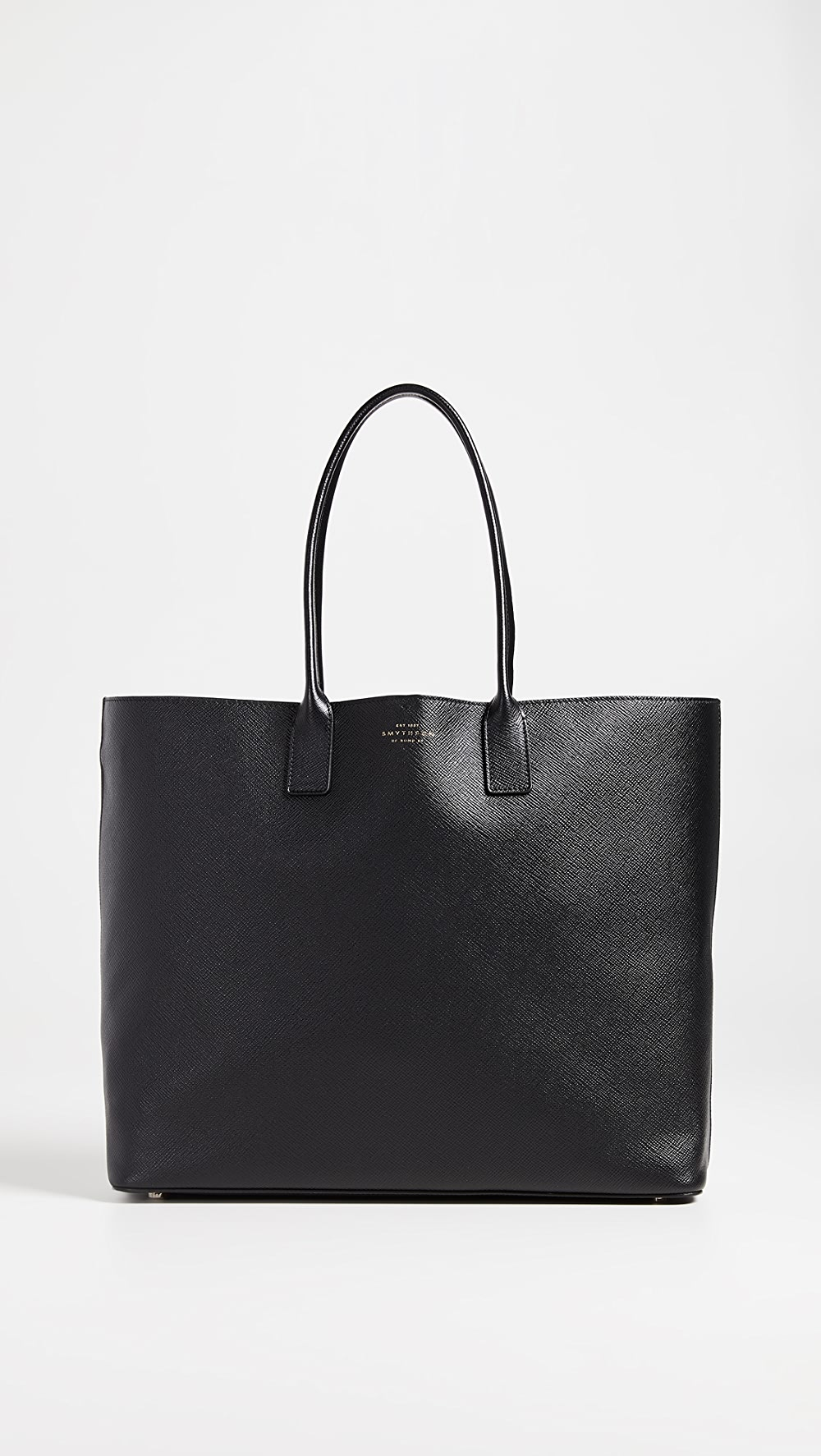 Persevering Smythson - Panama Tote Famous For Selected Materials, Novel Designs, Delightful Colors And Exquisite Workmanship