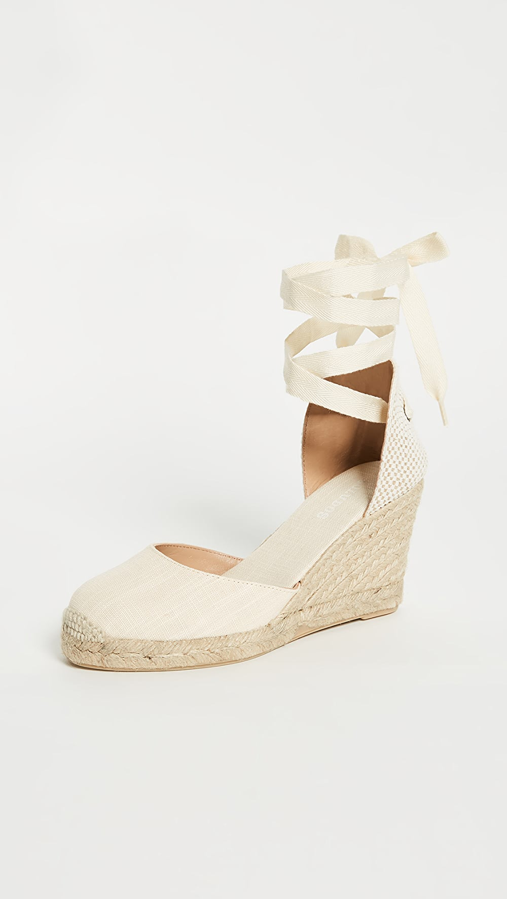 Hard-Working Soludos - Tall Wedge Espadrilles Famous For High Quality Raw Materials, Full Range Of Specifications And Sizes, And Great Variety Of Designs And Colors