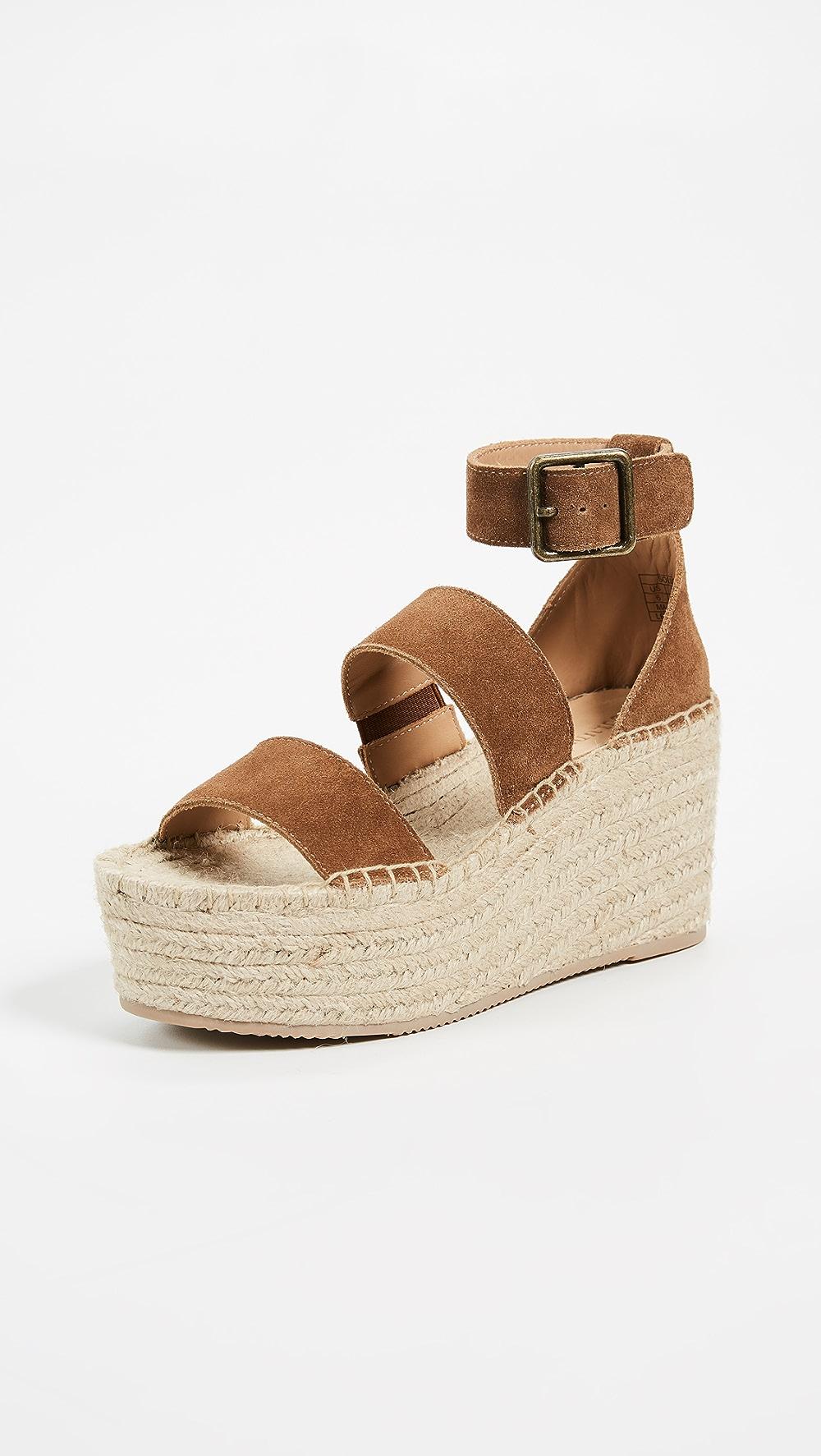 Adroit Soludos - Palma Platform Sandals The Latest Fashion