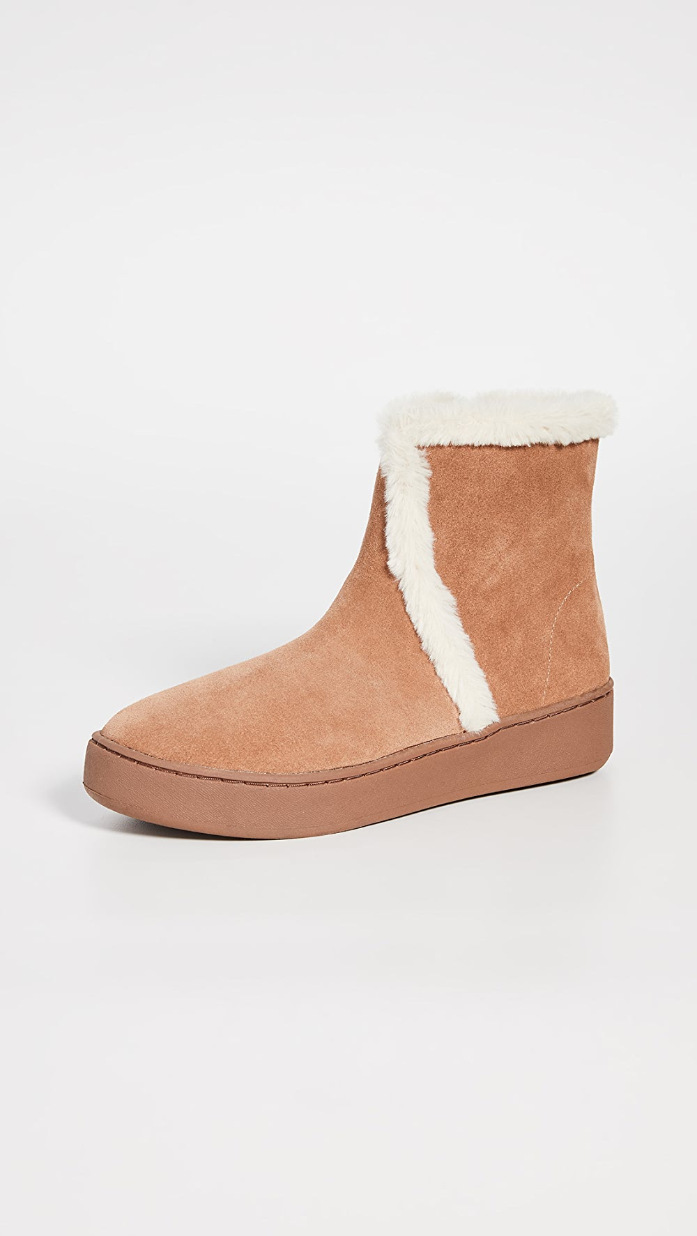 Collection Here Soludos - Whistler Cozy Boots Pleasant In After-Taste