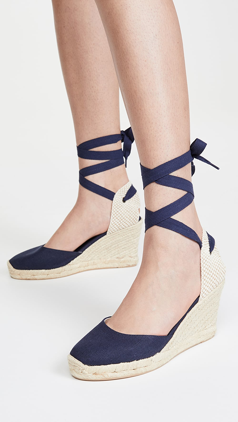Beautiful Soludos - Classic Espadrille Wedges Neither Too Hard Nor Too Soft