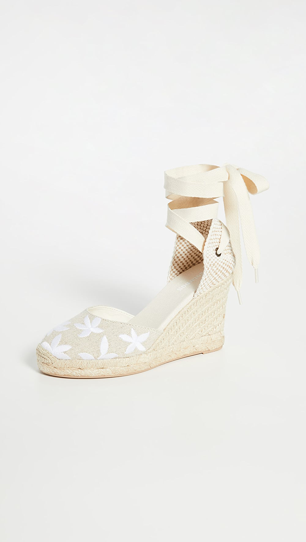 Objective Soludos - Floral Classic Wedge Espadrilles To Adopt Advanced Technology