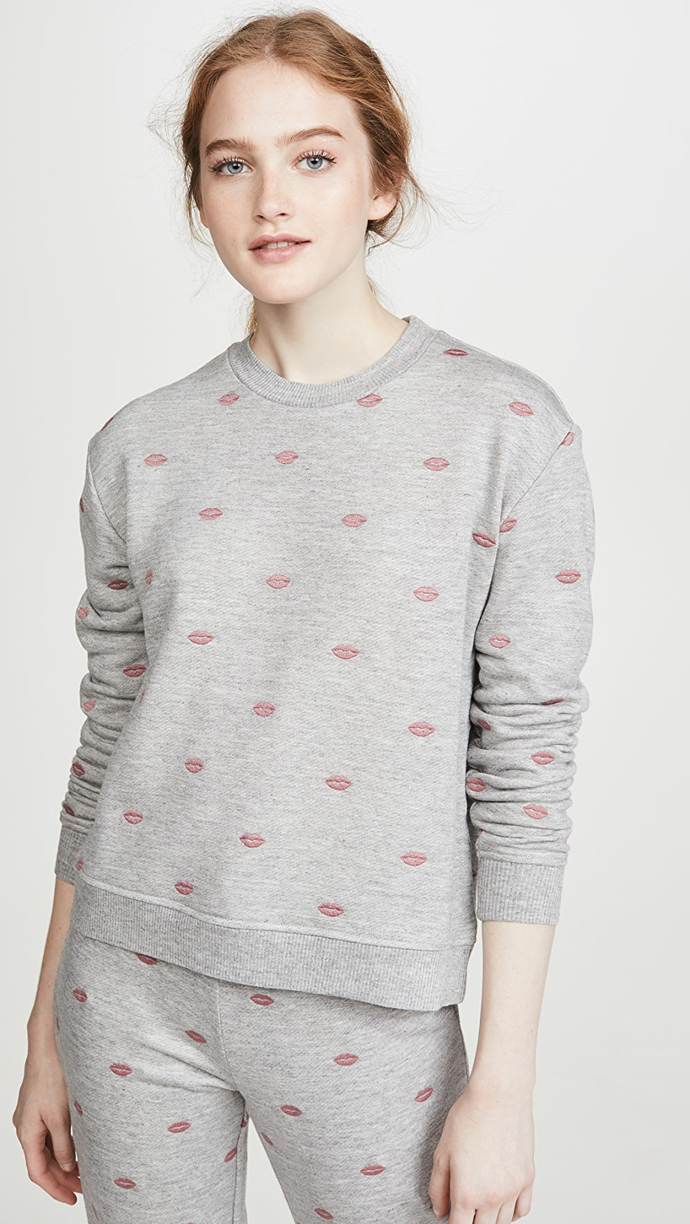 Cheap Sale Splendid - X's & O's Sweatshirt High Quality And Inexpensive