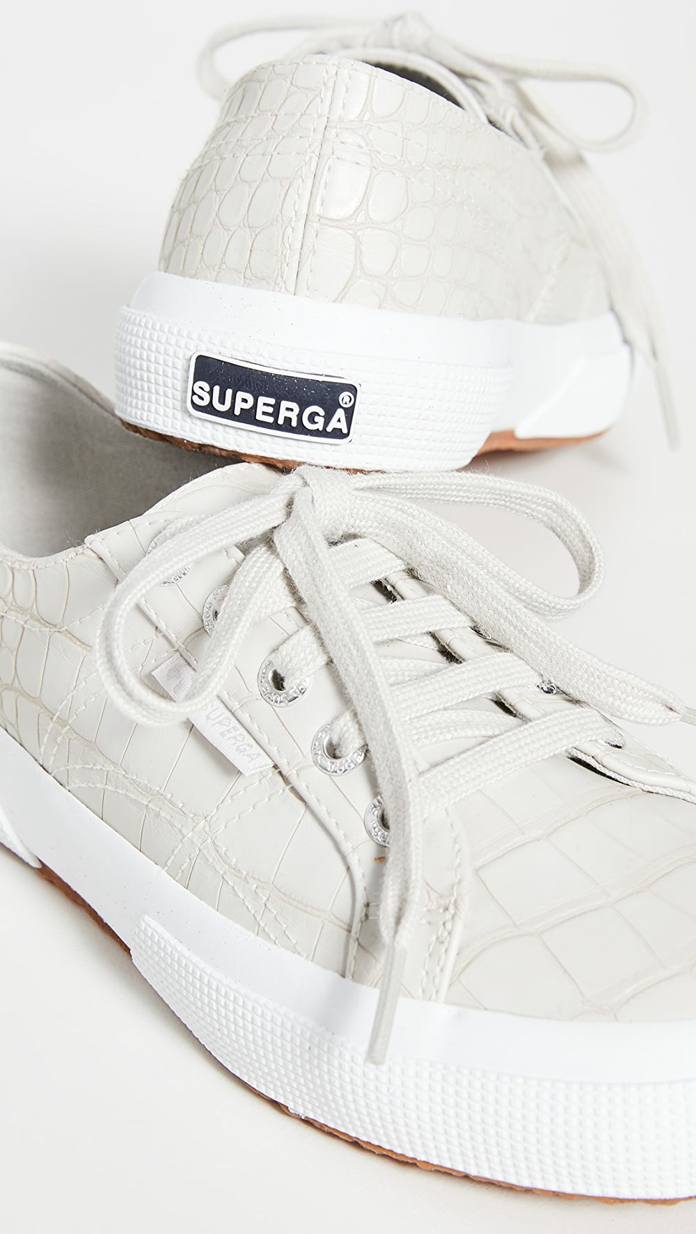 Adaptable Superga - 2750 Croc W Sneakers Elegant In Style