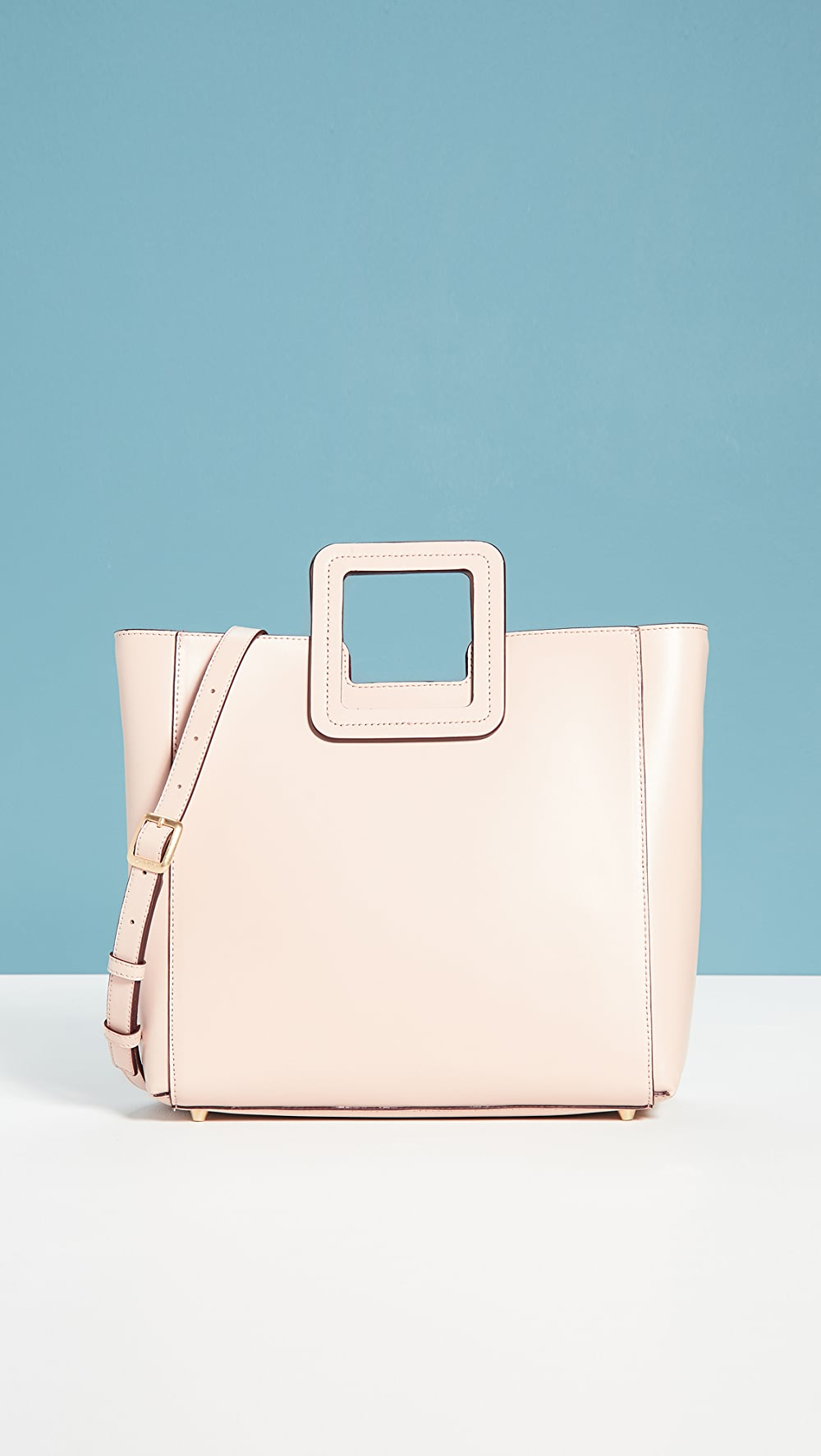 Brave Staud - Shirley Bag Excellent In Cushion Effect