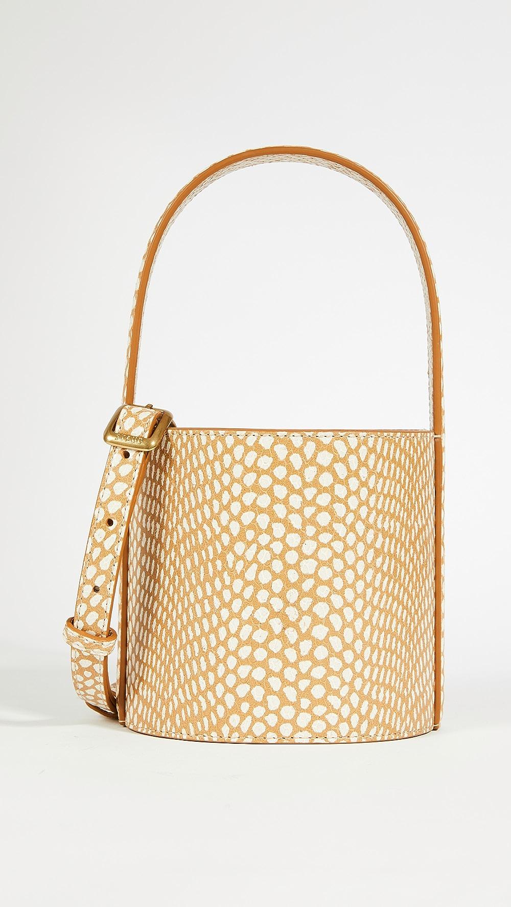 Contemplative Staud - Mini Bissett Bag Elegant In Smell