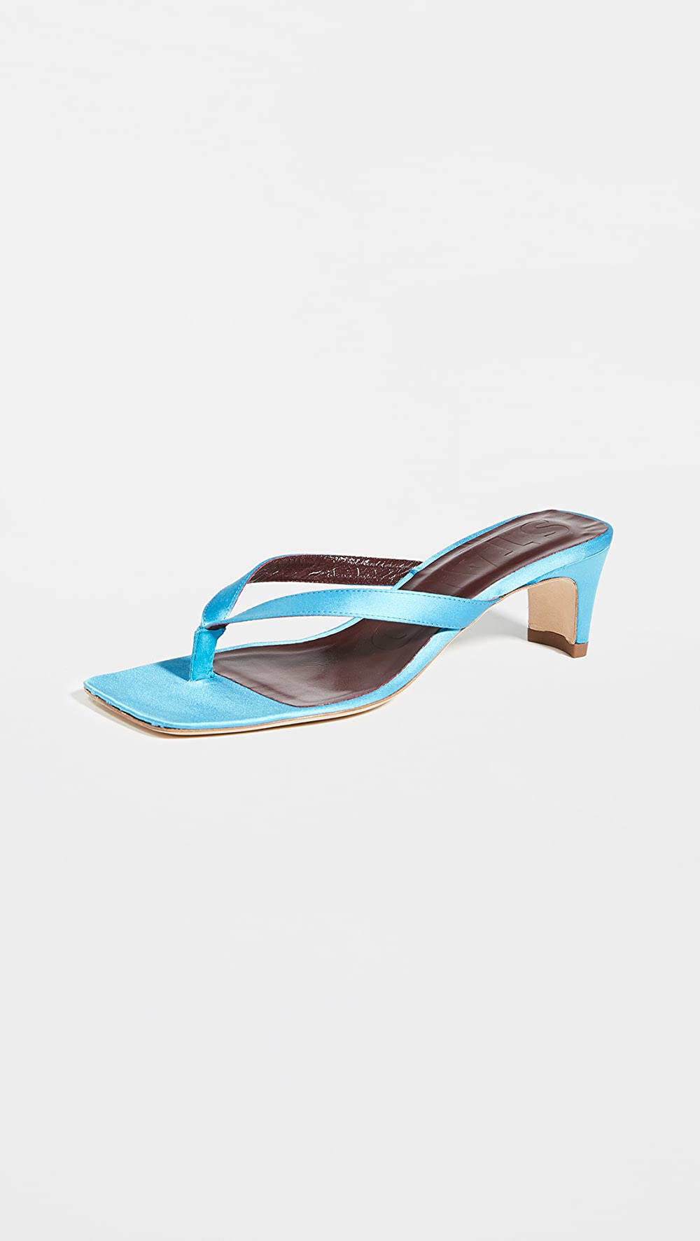 2019 Fashion Staud - Audrey Sandals Highly Polished