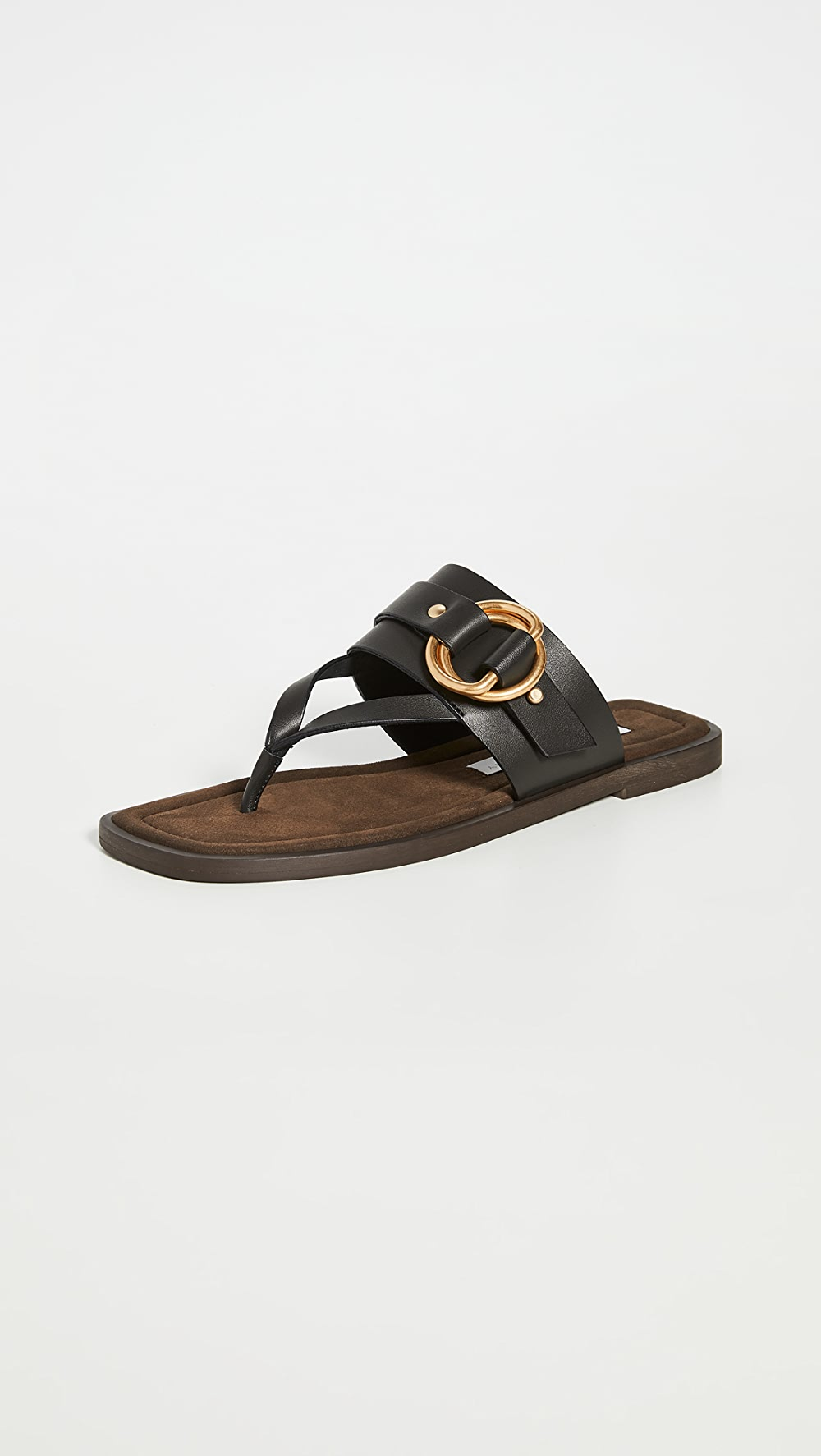 Charitable Stella Mccartney - Thong Sandals Supplement The Vital Energy And Nourish Yin