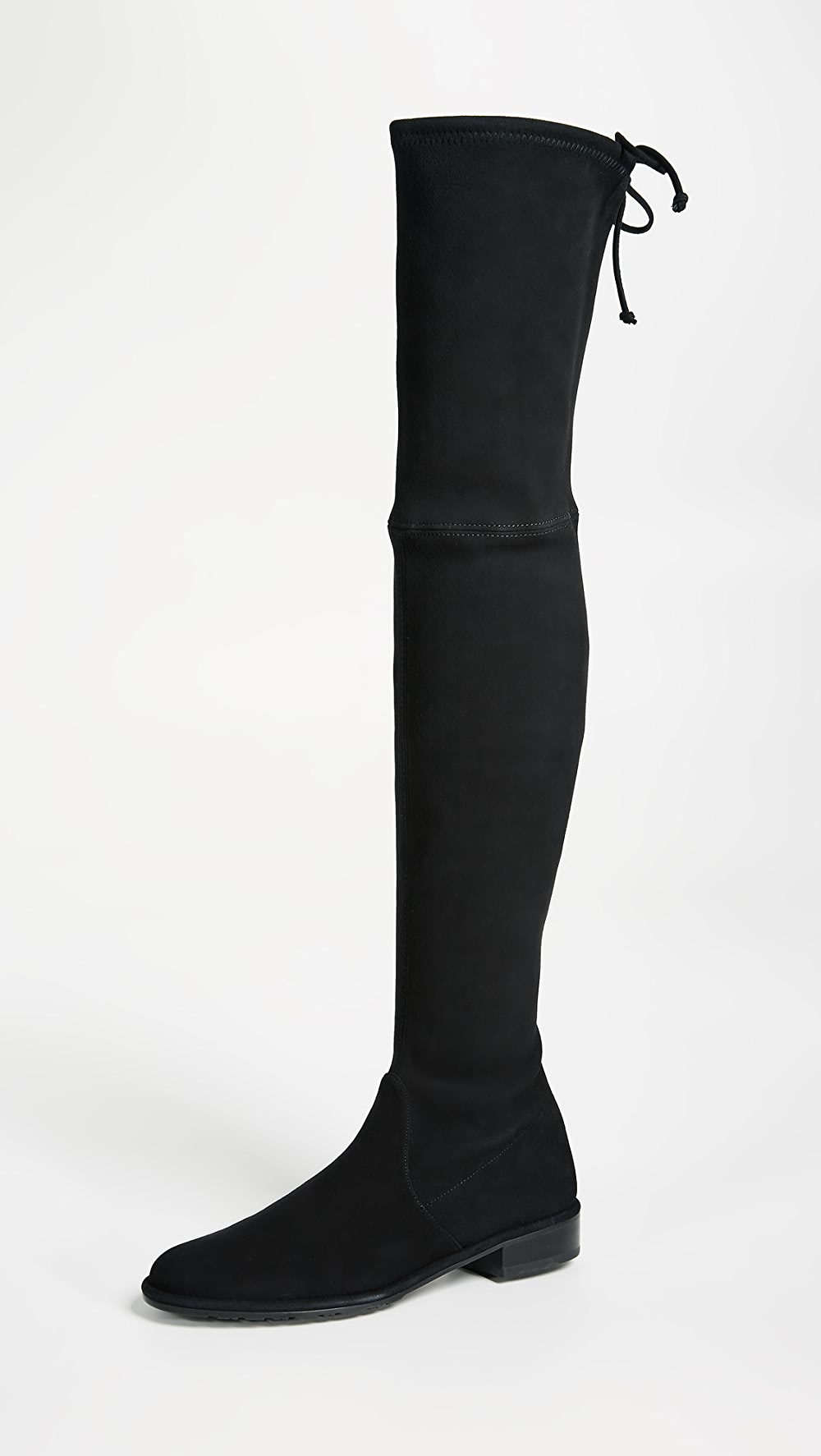 Adroit Stuart Weitzman - Lowland Over The Knee Boots Perfect In Workmanship