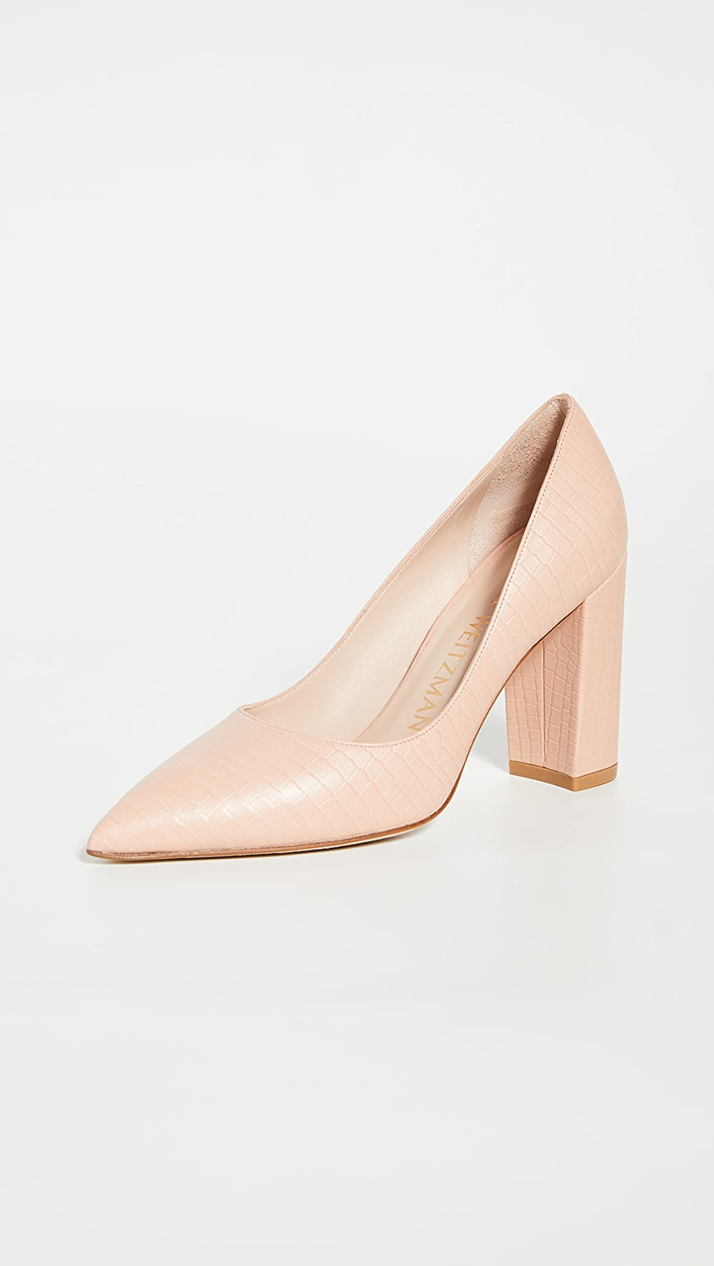 Beautiful Stuart Weitzman - Laney Pumps 95mm To Clear Out Annoyance And Quench Thirst