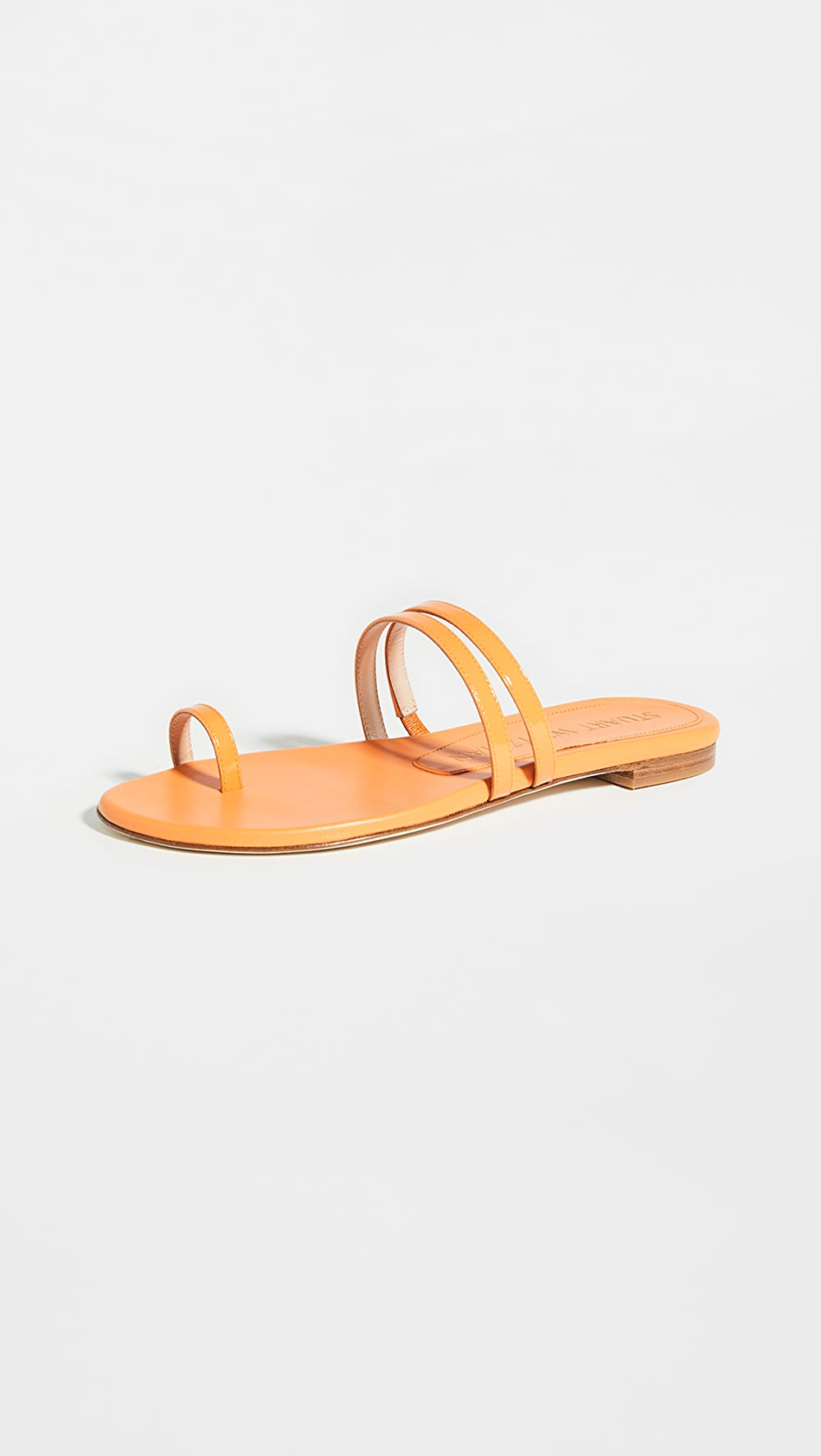 Imported From Abroad Stuart Weitzman - Leonita Slide Sandals To Prevent And Cure Diseases
