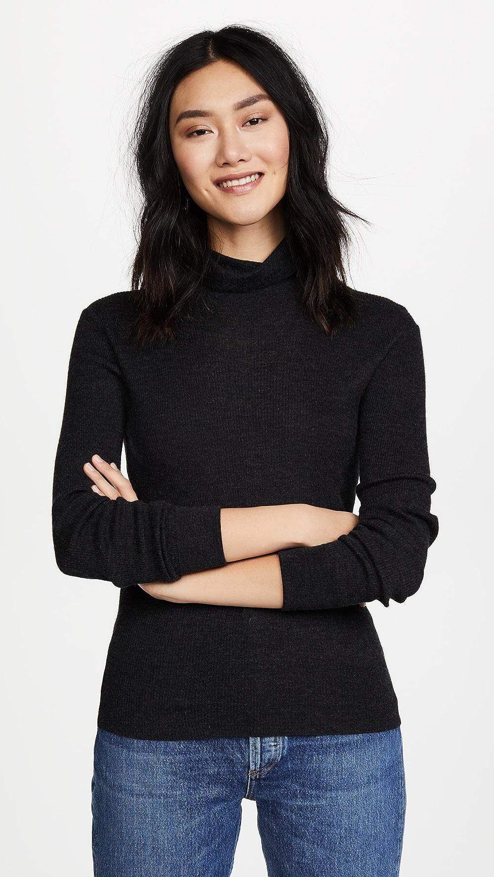 2019 Latest Design Tse Cashmere - Turtleneck Sweater Regular Tea Drinking Improves Your Health