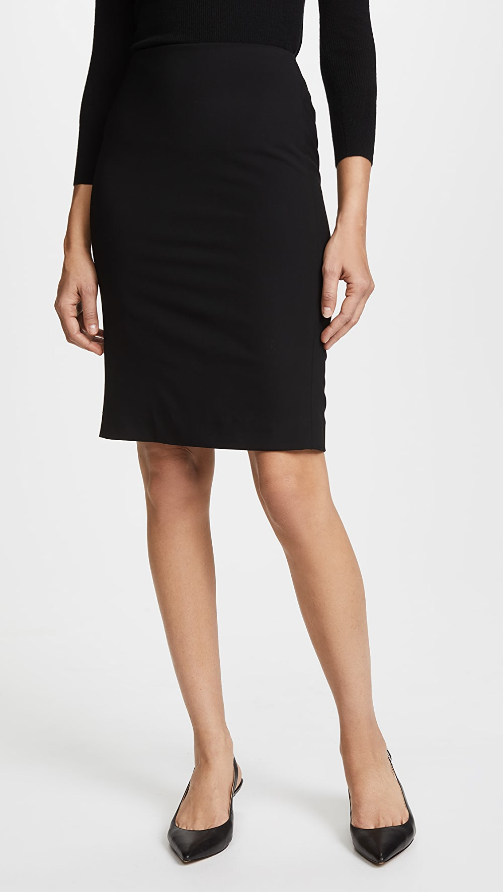 2019 Latest Design Theory - Edition Pencil Skirt Soft And Light