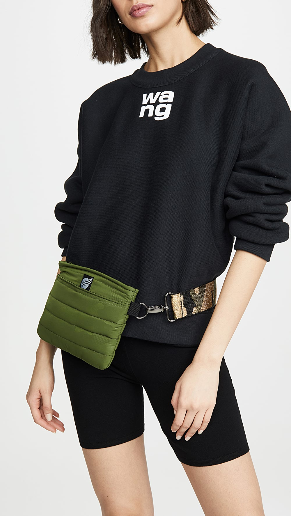 Adaptable Think Royln - Convertible Belt Crossbody Bag Easy To Lubricate
