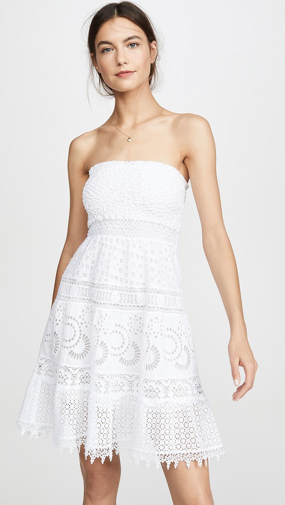Cheap Price Temptation Positano - Ostia Mini Dress High Standard In Quality And Hygiene