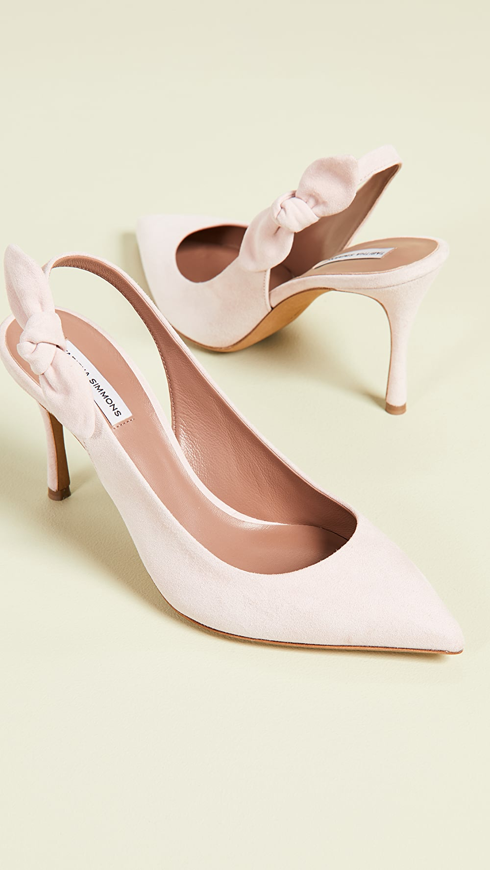 Orderly Tabitha Simmons - Millie Slingback Pumps Street Price