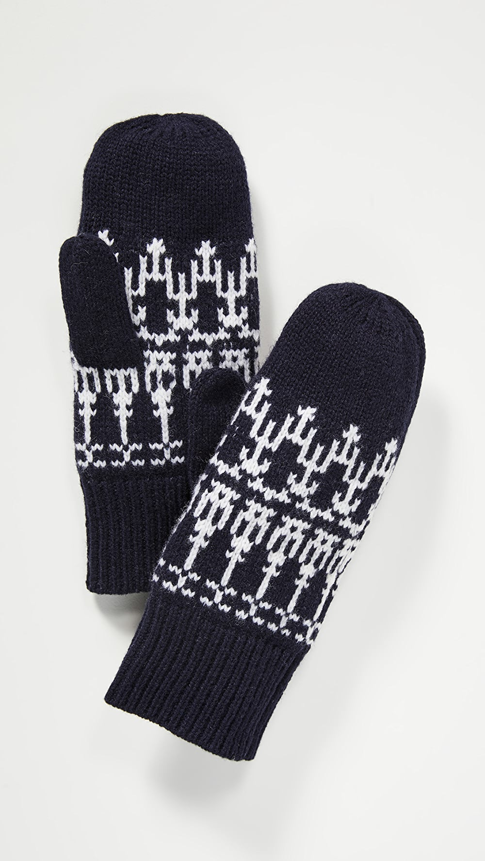 Sincere Tory Sport - Fair Isle Mittens Less Expensive