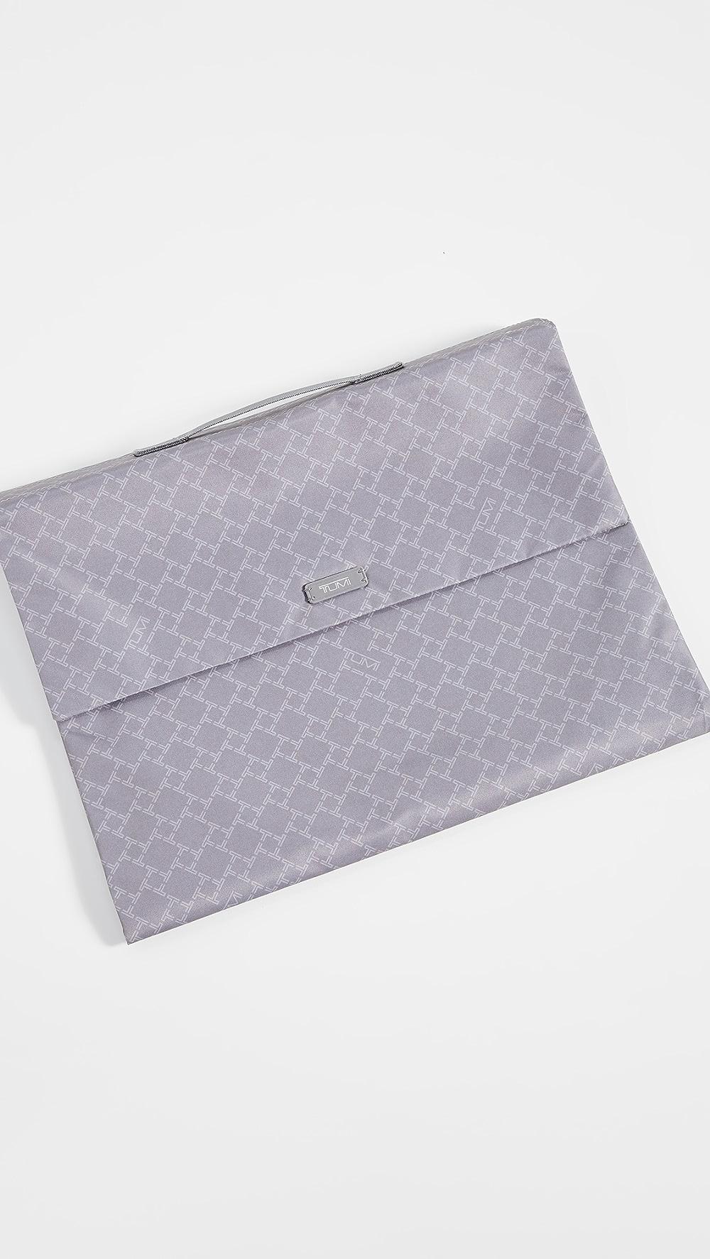 Careful Tumi - Medium Flat Folding Pack Easy To Use