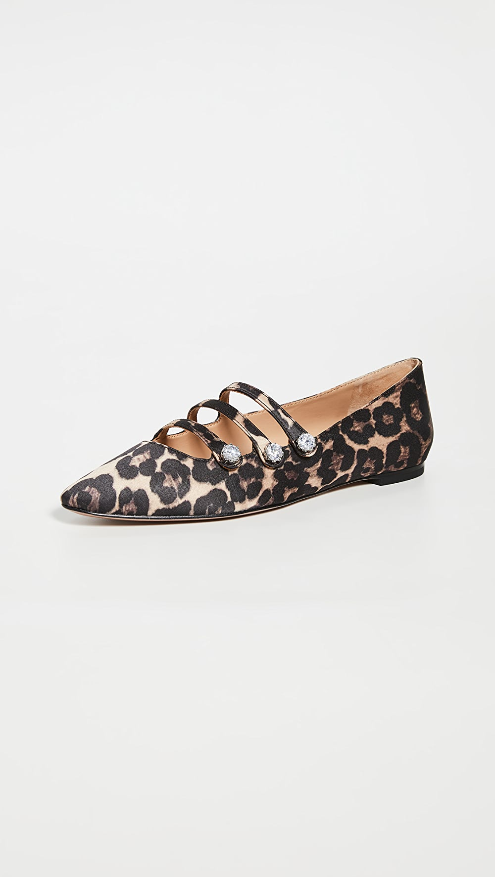 Efficient Veronica Beard - Nola Flats Jade White