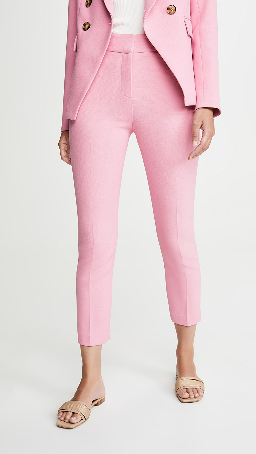2019 Fashion Veronica Beard - Gamila Pants To Invigorate Health Effectively