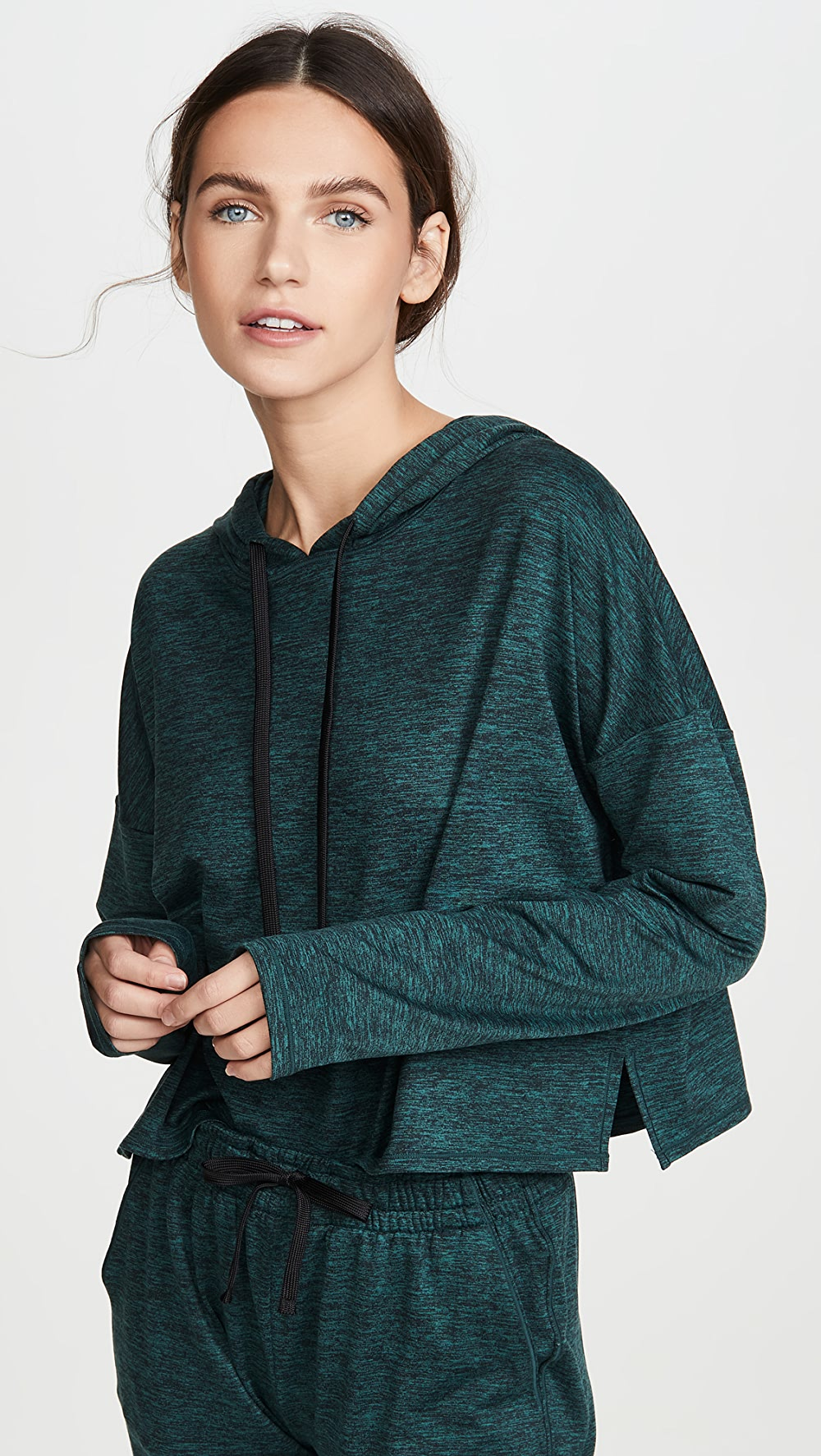 Audacious We Over Me - Zen Hoodie Relieving Rheumatism And Cold