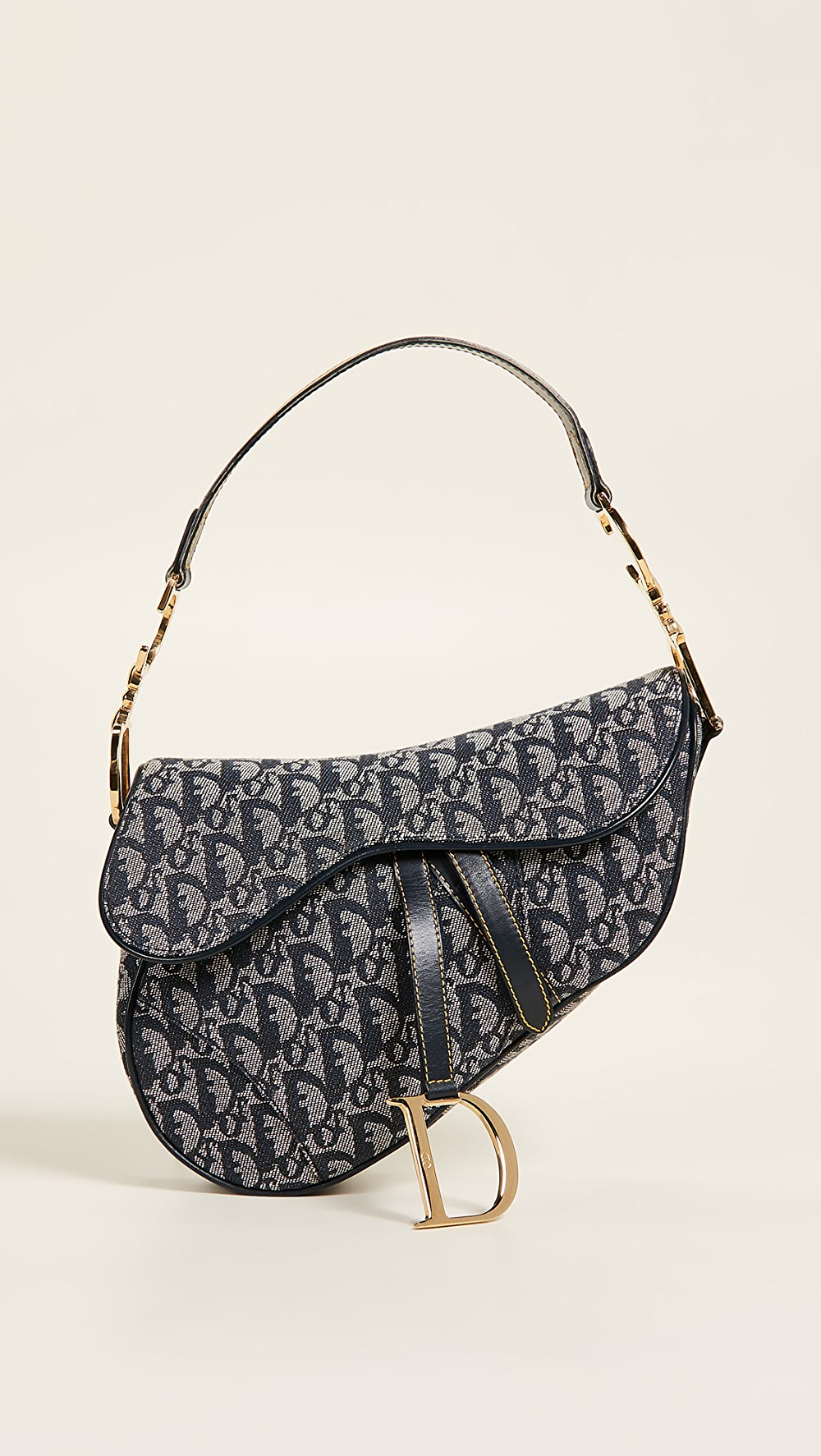 Audacious What Goes Around Comes Around - Dior Canvas Saddle Bag Refreshing And Beneficial To The Eyes