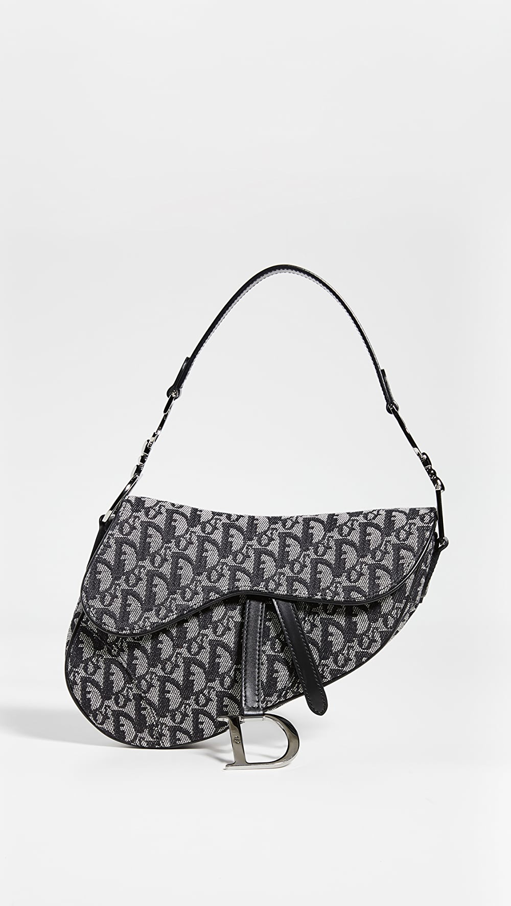 New Fashion What Goes Around Comes Around - Dior Canvas Saddle Bag Be Friendly In Use