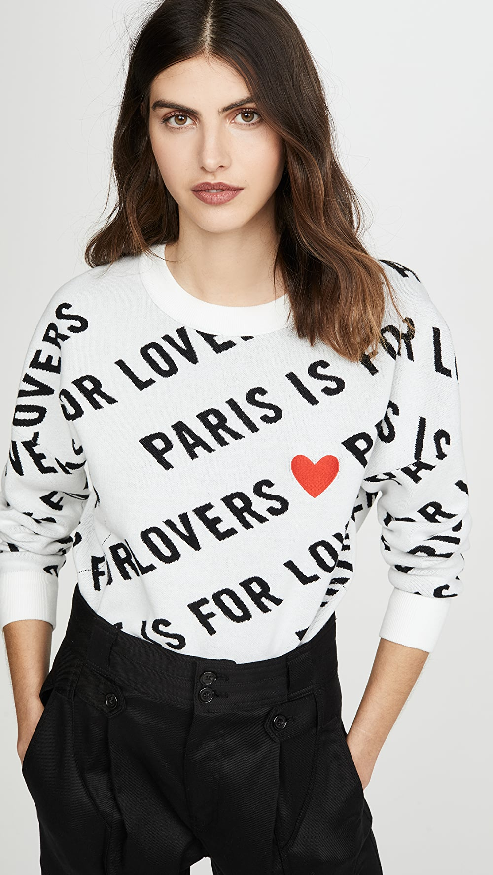Brilliant Zadig & Voltaire - St Val Anouk Sweater At Any Cost