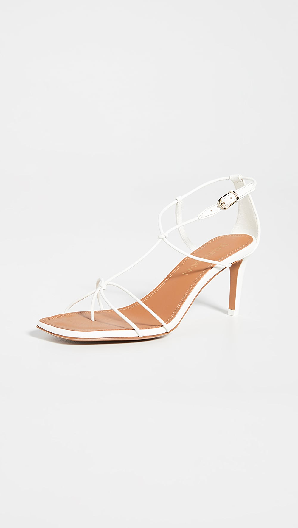 Independent Zimmermann - Strappy Heeled Sandals Up-To-Date Styling