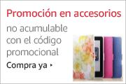 Promoción en accesorios