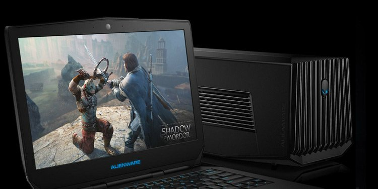 Alienware Amazon store