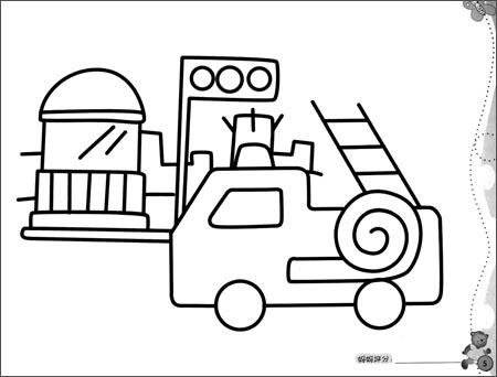 《简笔画教室:交通工具》 吴梦雪【摘要 书评 试读】图片
