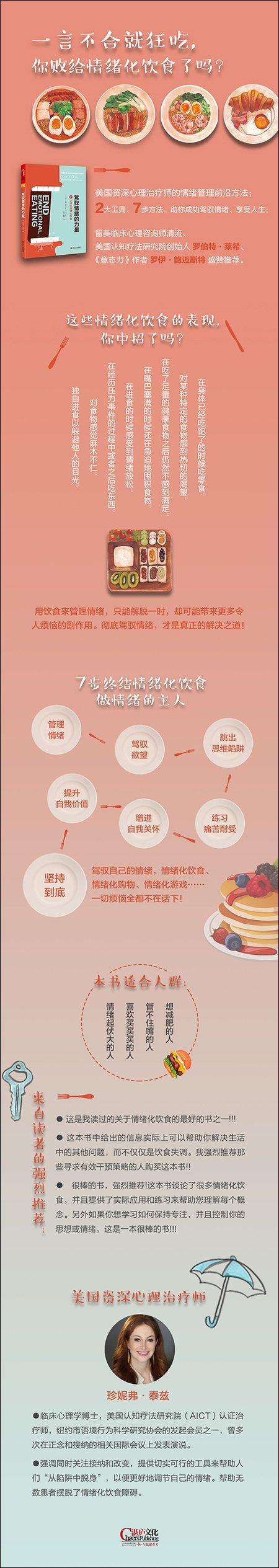 驾驭情绪的力量:7步终结情绪化饮食kindle电子书
