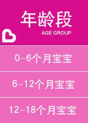 满趣健年龄段分类