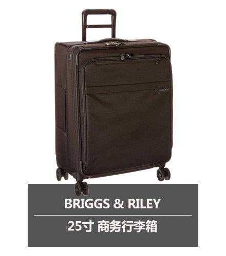 BRIGGS&RILEY New Baseline系列 中性 商务休闲锦纶8轮魔力扩展拉杆箱