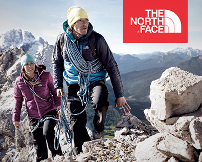 The North Face品牌旗舰店