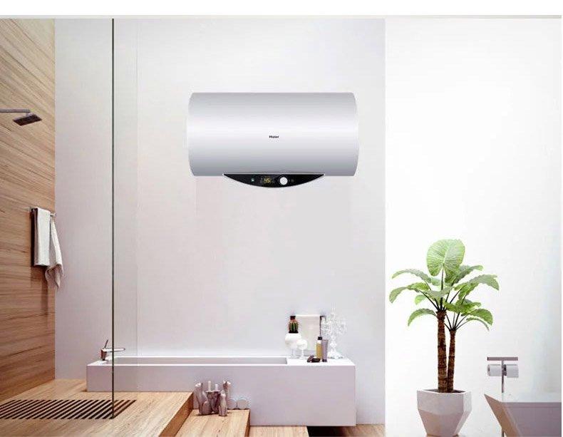 海尔es40/50/60/80h-q1(ze)40/50/60/80升电热水器(专利防电墙,半隐藏图片